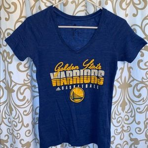 Golden state warriors women's top